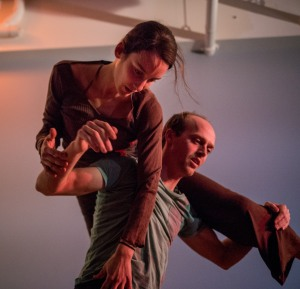 Contact Improvisation Dance